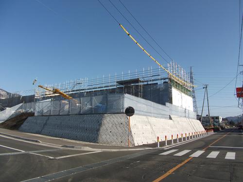 渋沢団地新築工事
