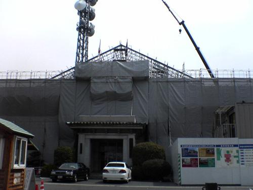 山梨県議会議事堂