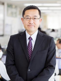 代表取締役社長 伏見哲郎