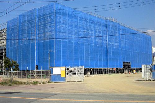 H社物流センター建設工事