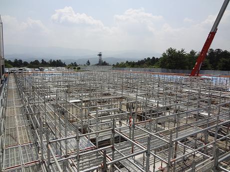 飯田市立病院建設工事